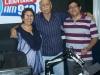 Luiz participa do programa de rádio do comunicador Ivan Bulhões em Caruaru